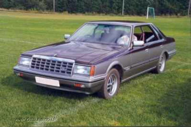 1982 nissan laurel sgl automatic related infomation specifications rh weilinet com Nissan Laurel C32 Nissan Laurel C32
