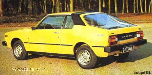 Datsun Cherry 1978-1982 (N10)